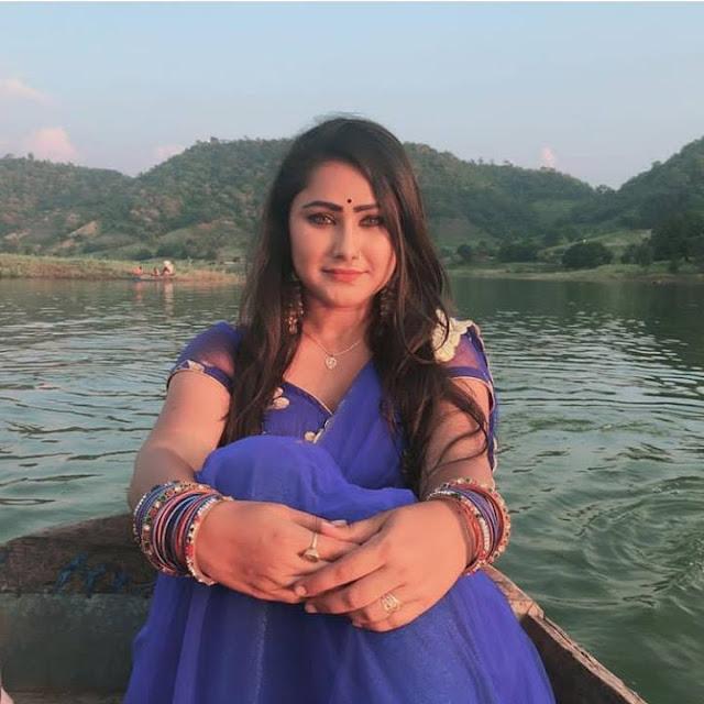 Priyanka Pandit, also known as Gargi Pandit 2019 HD Wallpaper