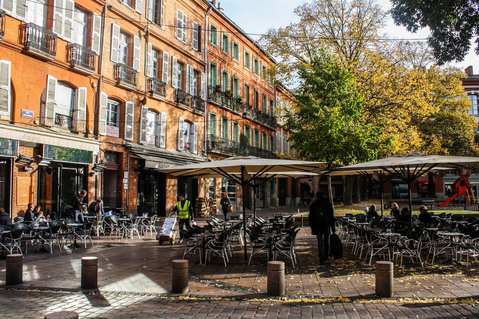 toulouse, place saint-georges