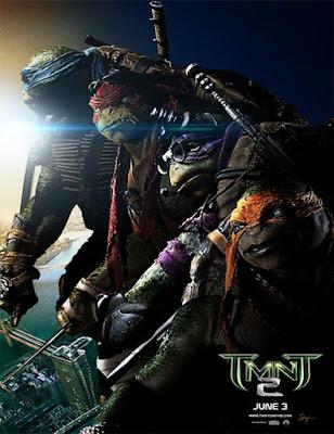 Tortugas Ninja 2 Fuera de las Sombras 2016