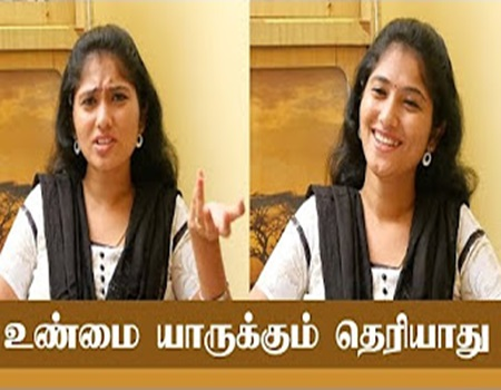 Interview with BIGG BOSS Julie | Vikatan Tv