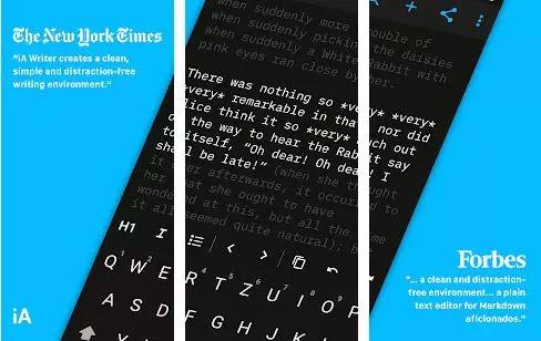 Aplikasi untuk Penulis dan Jurnalis (Android & iOS)-3