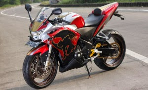Image Modification Honda CBR 150