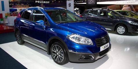 New Suzuki SX4 Hadir di Negeri Tirai Besi