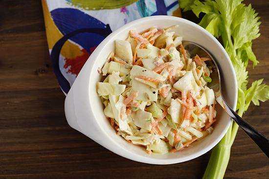 carrot coleslaw