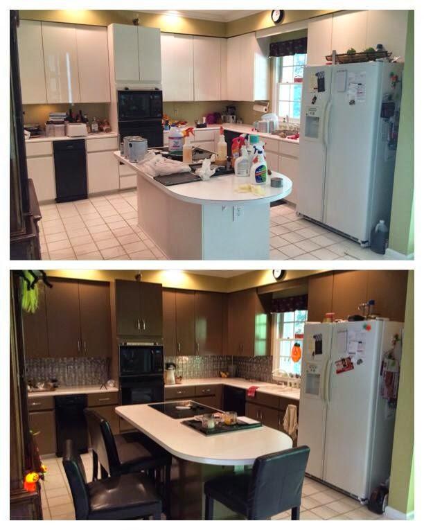 Refacing Laminate Cabinets: Woodmaster Woodworks, Inc.: Refinishing Laminate Cabinets