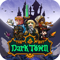 다크타운 - 온라인 RPG Enemy can't Attack MOD APK