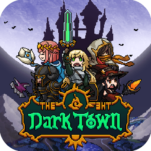 다크타운 - 온라인 RPG - VER. 0.10.218 Enemy can't Attack MOD APK