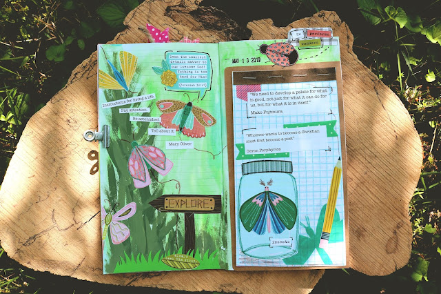Small Wonders Traveler's Notebook