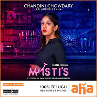 Chandini Chowdary (Indian Actress) Biography, Wiki, Age, Height, Family, Career, Awards, and Many More