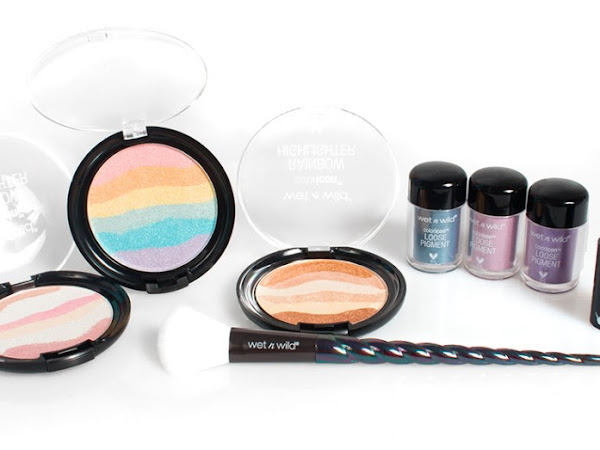 A fairytale makeup look with wet n wild® Unicorn Glow