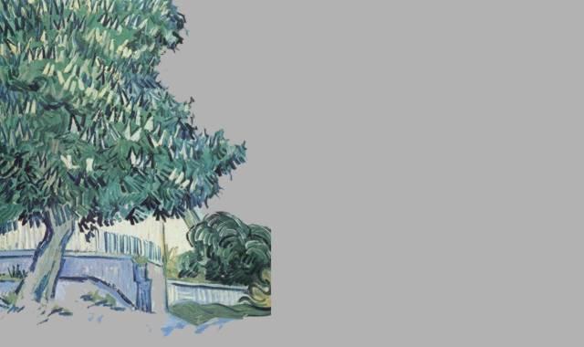 Kastanienbaum Mayer, Rilke, Seidel usw. über den  Baum