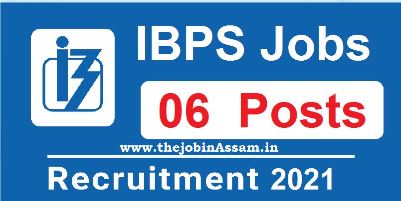 IBPS Recruitment 2021: