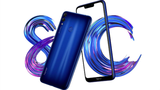 Honor 8C with Snapdragon 632 processor, 4000mAh battery launched: Price, specifications