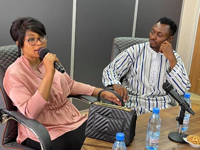 Prophet Ferdinand Ekane and Wife Shalom Ekane