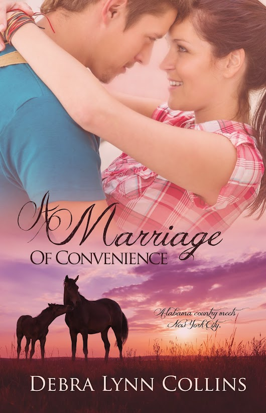 """A Marriage of Convenience"" my debut novel"