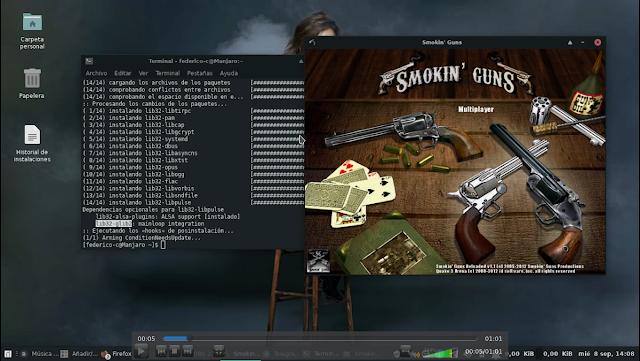 Smokin Guns no abre o abre y  no se escucha el sonido (solución)