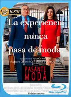 Pasante de moda 2015 HD [1080p] Latino [GoogleDrive] DizonHD