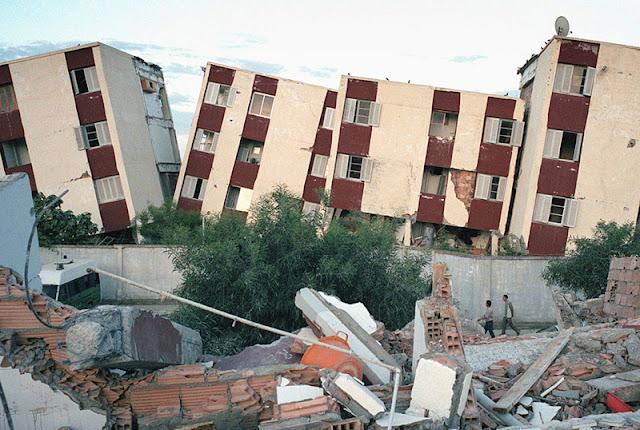 Perbedaan Antara Gempa Bumi dan Gunung Berapi