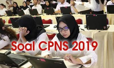 Contoh Soal CPNS 2019 Beserta Jawaban .Pdf