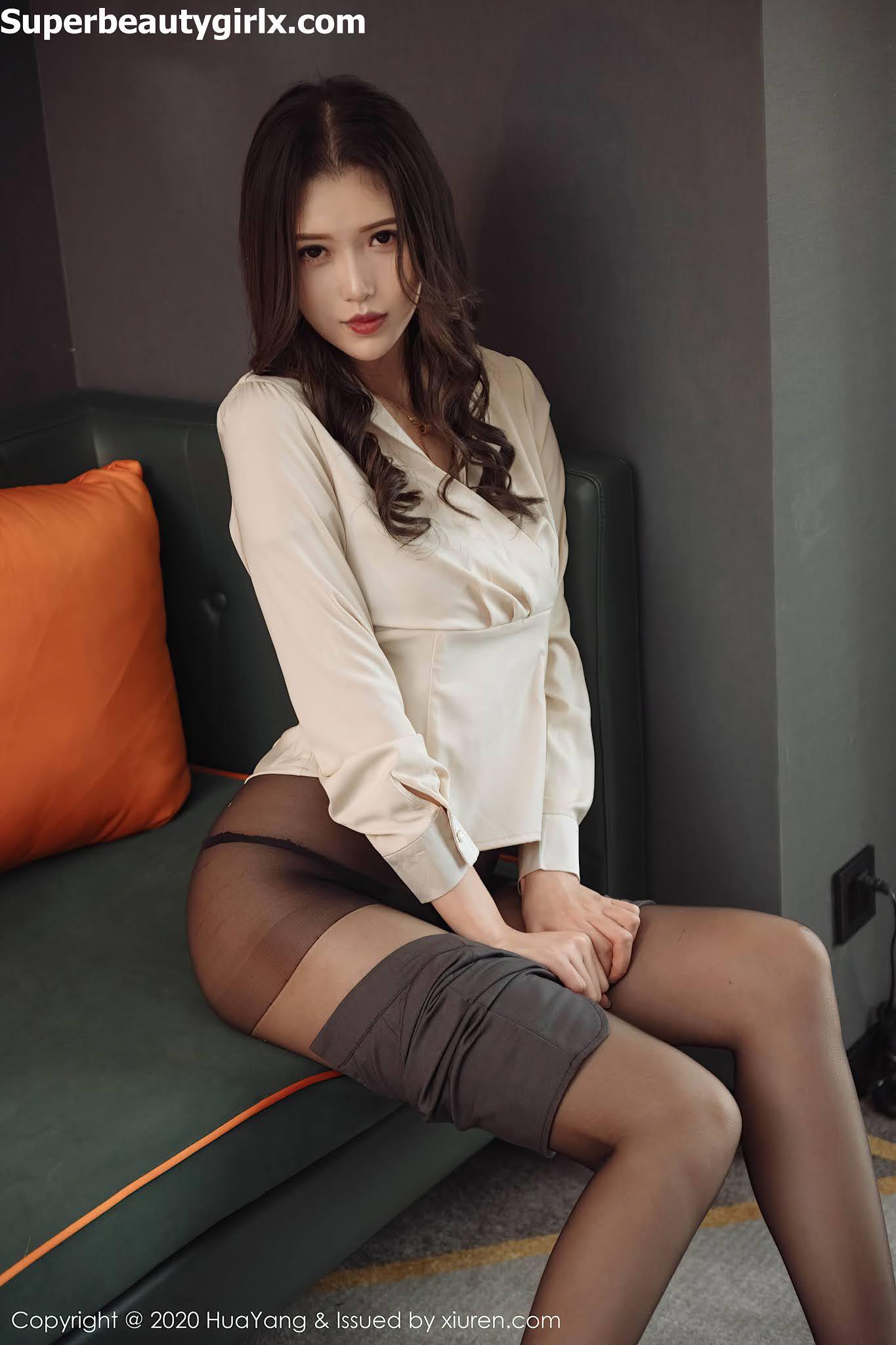 HuaYang-Vol.328-Chen-Yi-Han-Superbeautygirlx.com