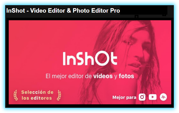 InShot - Video Editor & Photo Editor Pro v1.635.268 Apk!