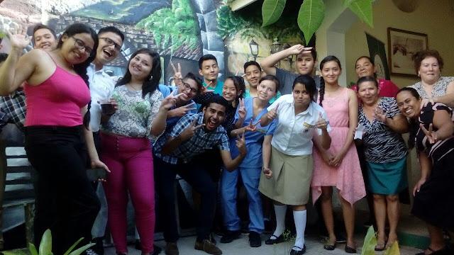 Curso de Liderazgo y Voluntariado Héroes Cotidianos de Nueva Acrópolis Santa Ana