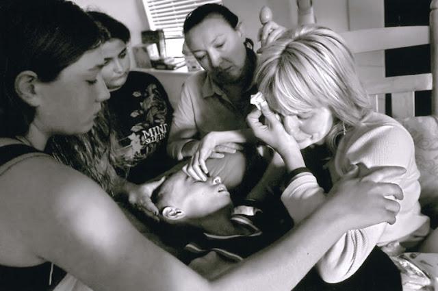 bukanklikunic.blogspot.com - Kisah perjuangan seorang ibu akan kesembuhan anaknya