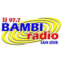 Bambi Radio San Jose DWSJ 97.7 MHz logo