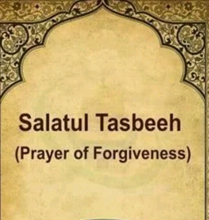 Tata Cara,Doa Sholat Tasbih Lengkap,Beserta Niat dan ...