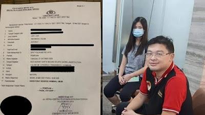 Advokat Alvin Lim Kembali Dilaporkan Nasabah Fikasa ke Polda Metro Jaya
