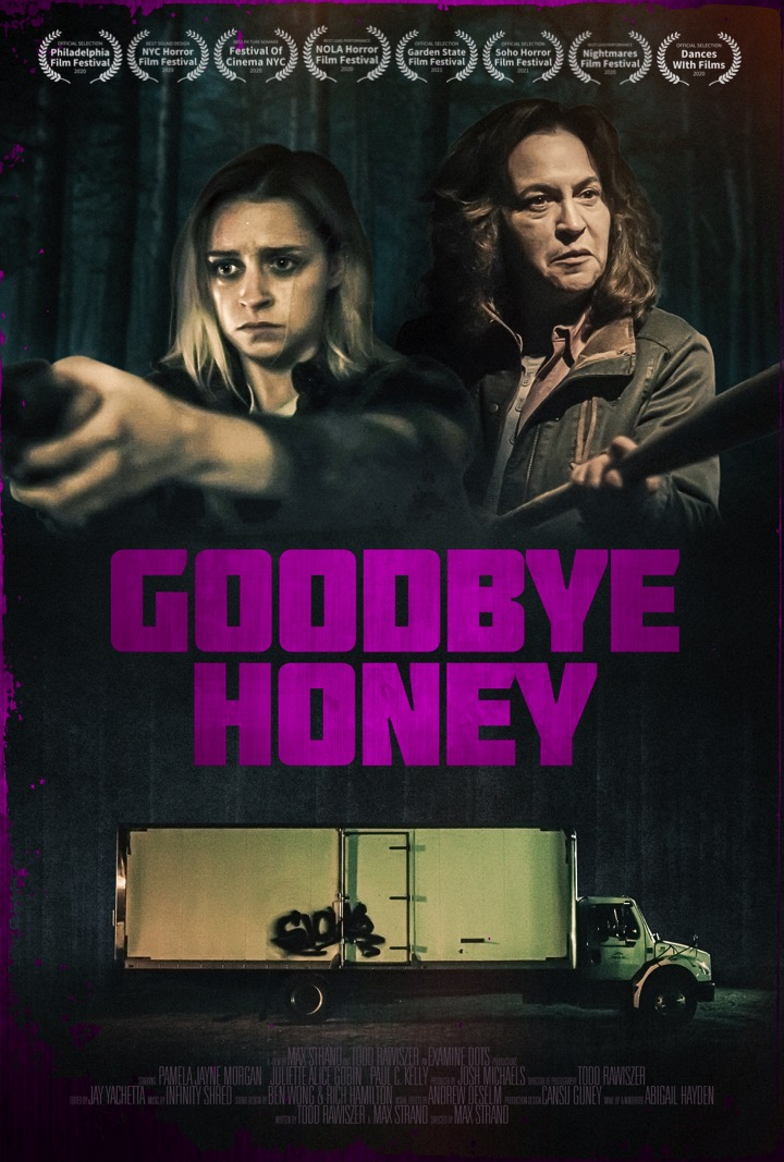 goodbye honey poster