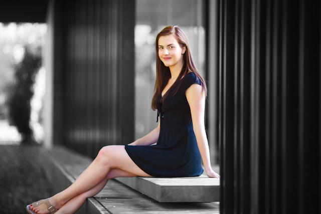 Alexandra Botez, pecatur cantik