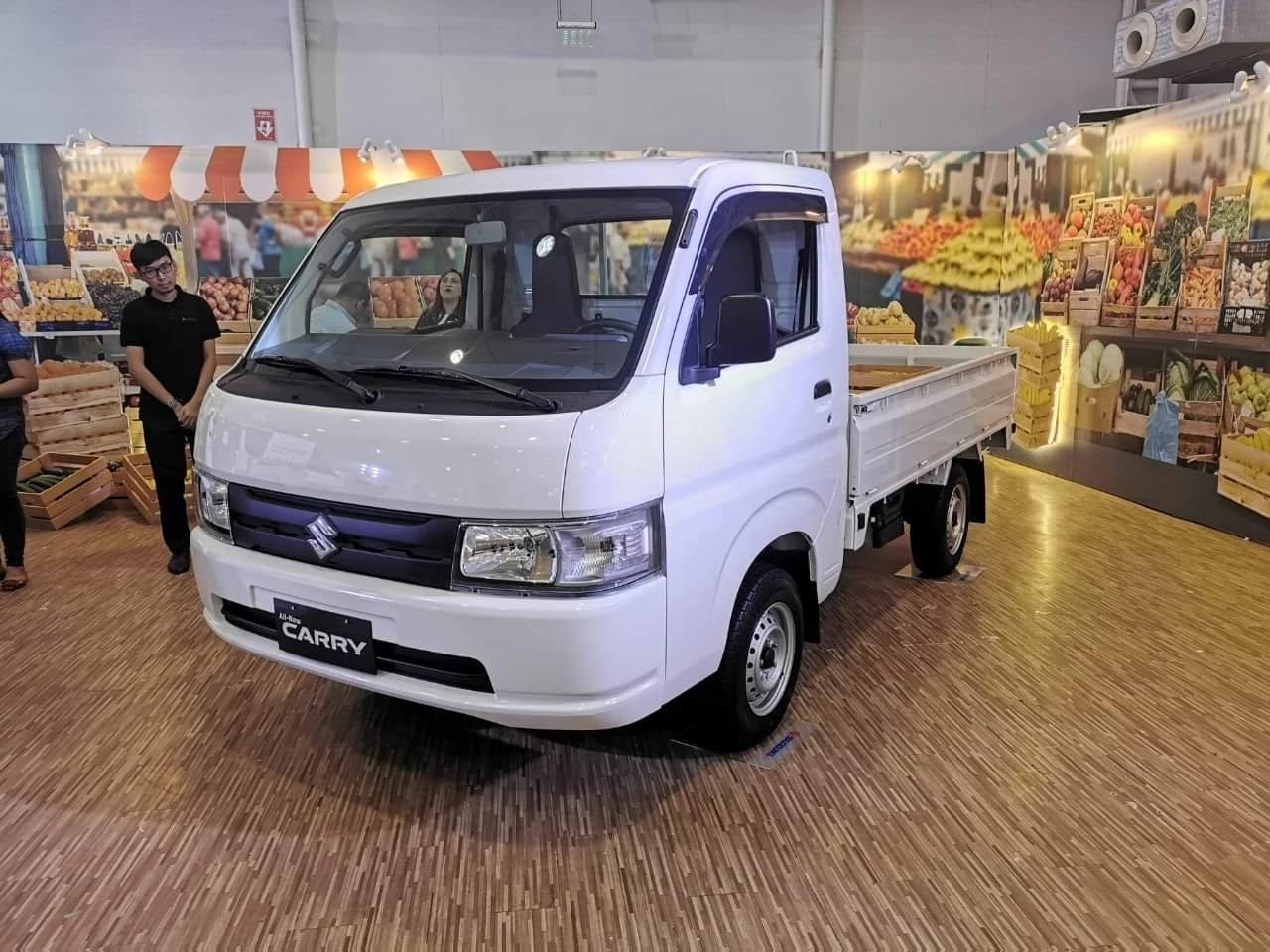 2019 Suzuki Carry Truck