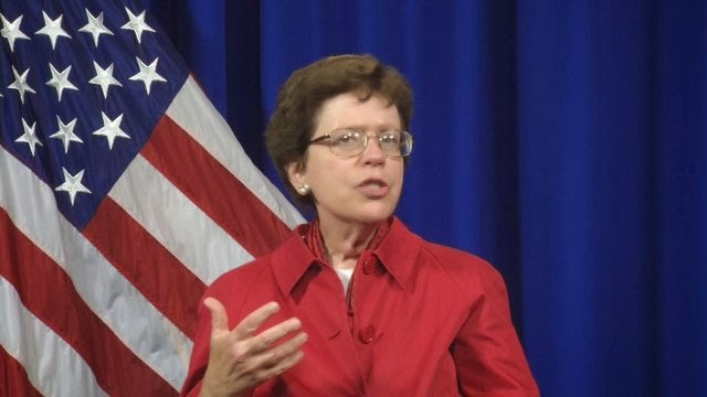 Rebecca M. Blank, Secretary, U.S. Department of Commerce