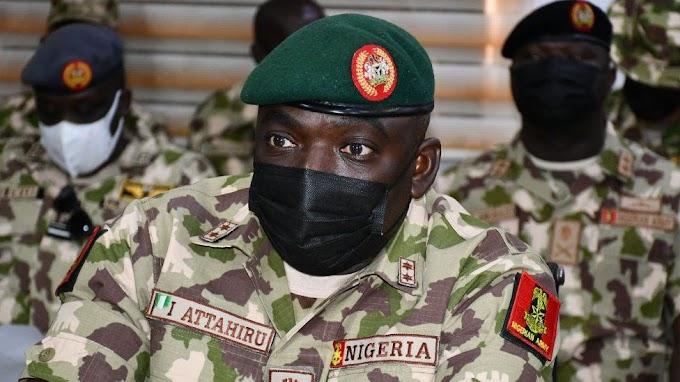 Nigerian army chief Ibrahim Attahiru killed in air crash