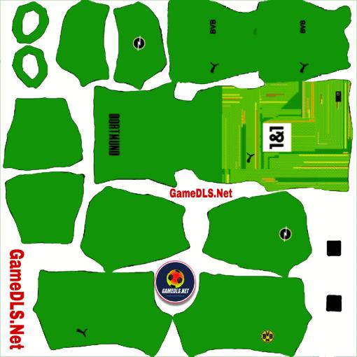 Bỏussia Dortmund 2022 Dream League Soccer