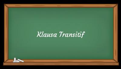 Klausa transitif