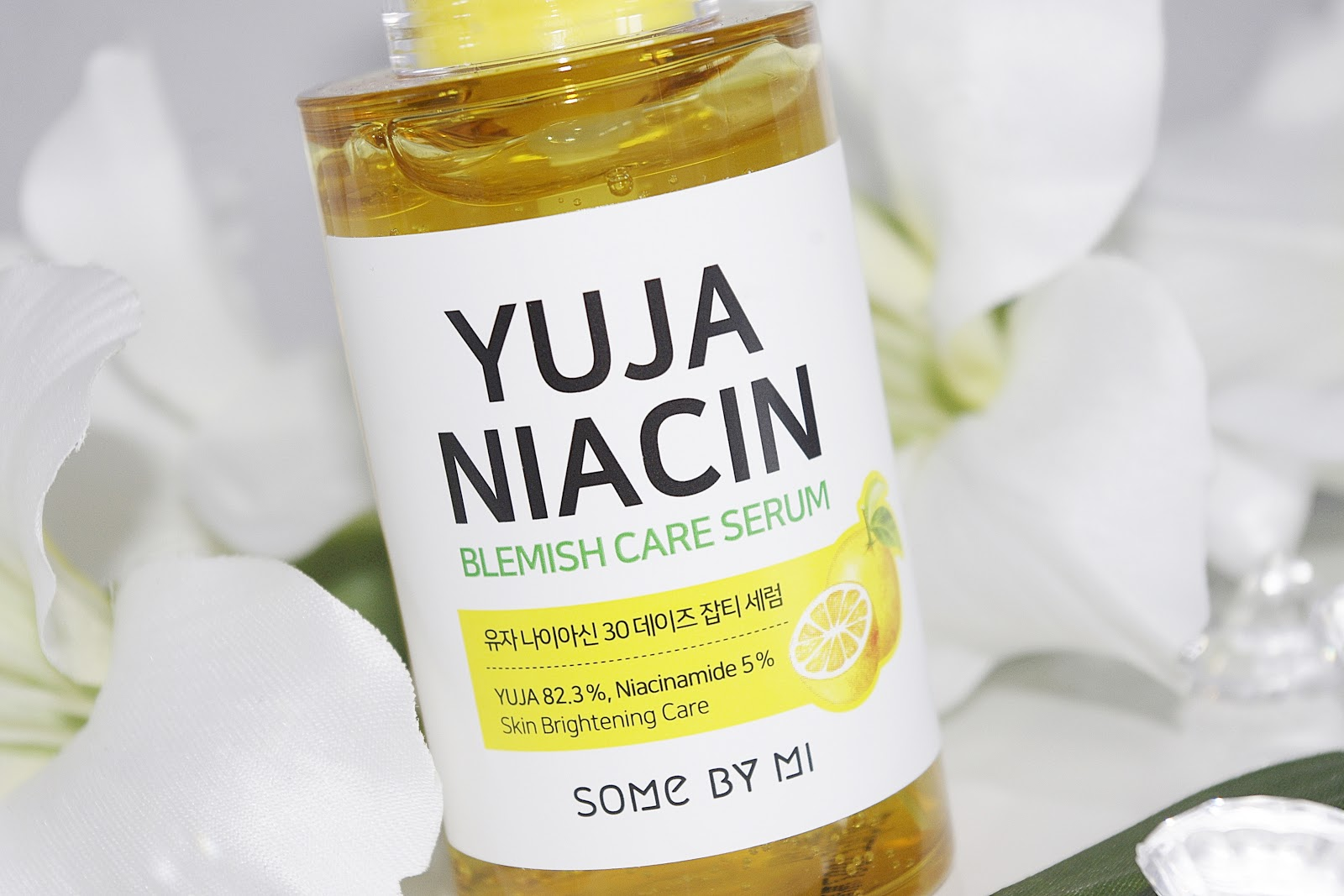 SOME BY MI Yuja Niacin 30 Days Blemish Care Serum