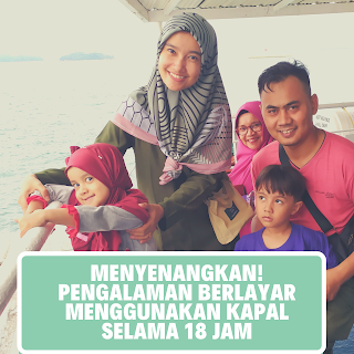 Kapal Roro Batam ke Mengkapan (Buton) Riau