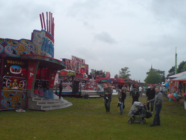 North East and Yorkshire Fun Fair Pics: 2007 Views