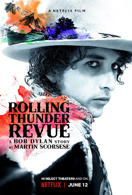 Film Rolling Thunder Revue: A Bob Dylan Story by Martin Scorsese (2019)