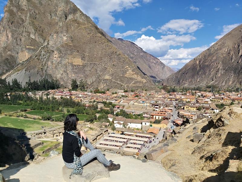 Hotéis próximo a estação de Trem de Ollantaytambo, Cusco