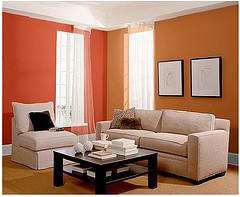 Paredes de sala com sala decorada com espelhos - Elegir color paredes ...