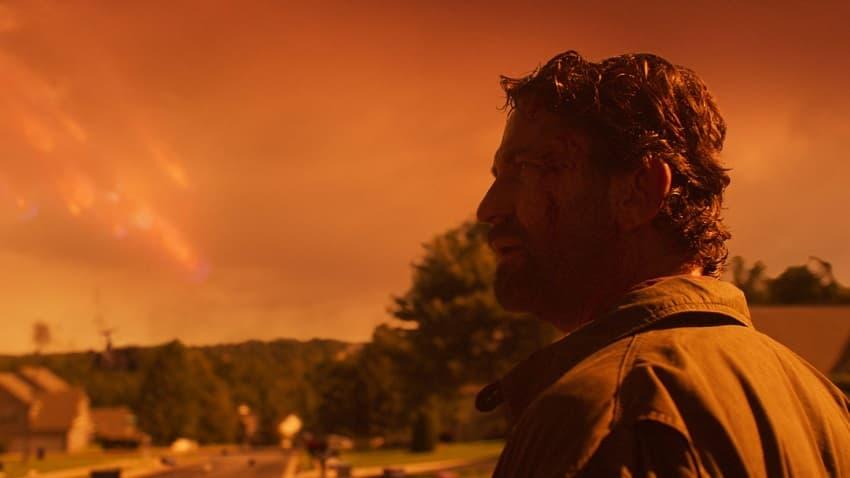 Джерард Батлер против кометы - вышел трейлер фильма-катастрофы «Гренландия»