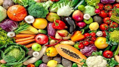 sebze-ve-meyvelerin-su oranı