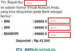 Cara Mudah Mengetahui Nomor Virtual Account BPJS yang hilang?