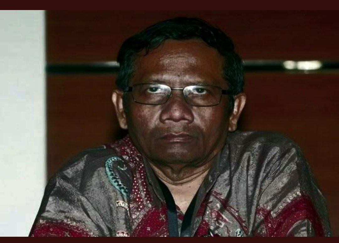 Klaim Tak Ada Pelanggaran Konstitusi di Era Jokowi, Aktivis Politik: Mahfud MD Rabun!