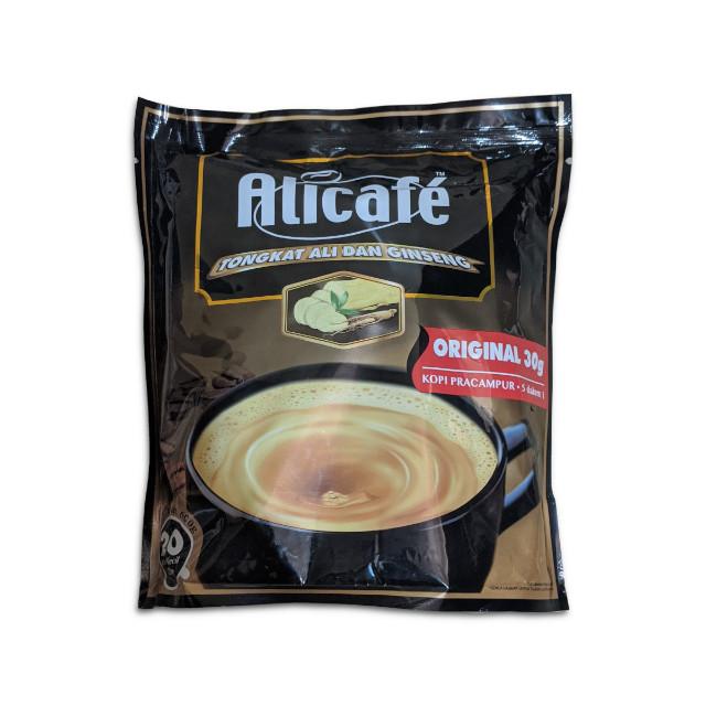 Alicafe Tongkat Ali & Ginseng Coffee 30g x 20