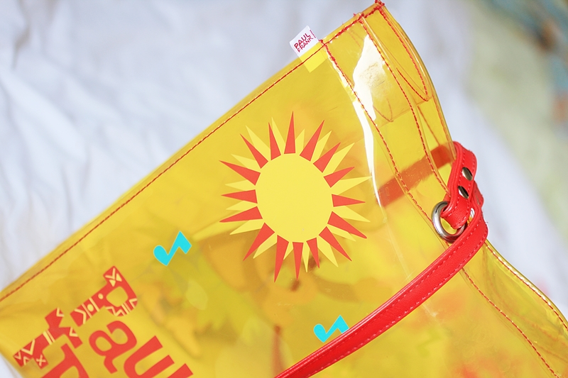paul frank beach bag