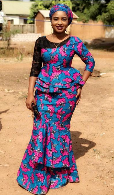 Collection of beautiful nigerian female fashion styles pictures
